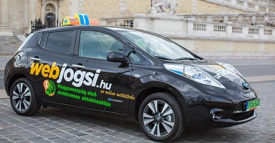 Úttörőszerepben - Az ország első elektromos autói