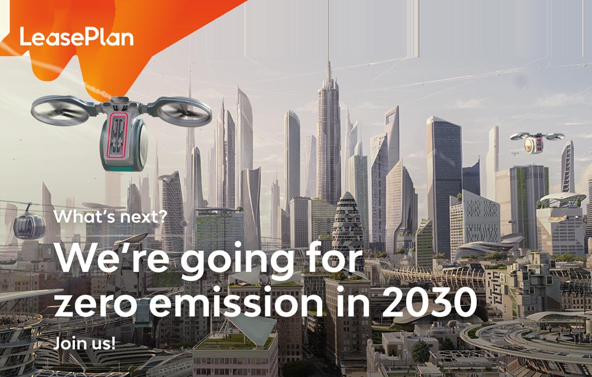 A LeasePlan bemutatja a fenntartható mobilitásról szóló kiadvány sorozatát